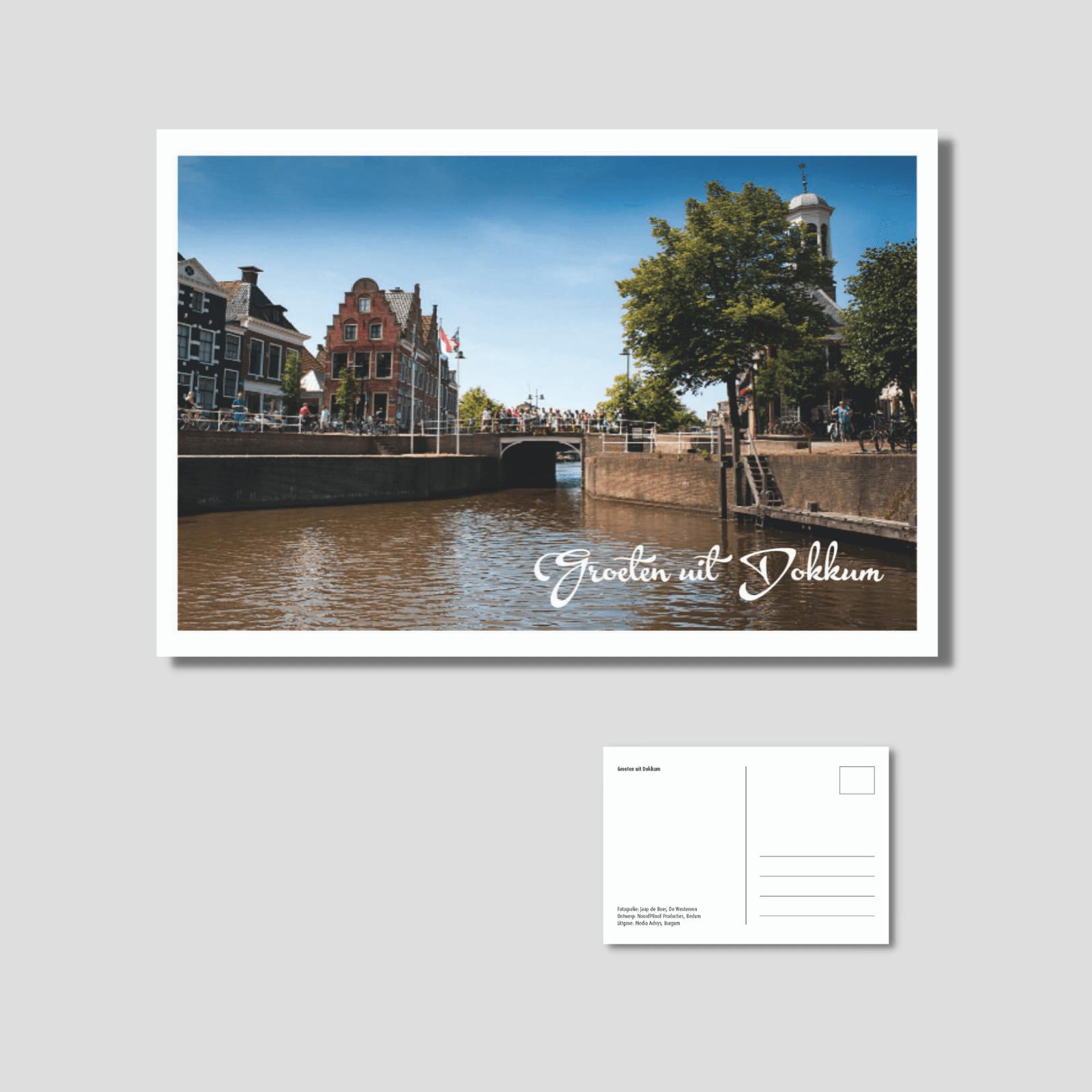 Friesland - Dokkum